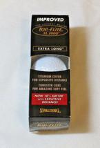 Top Flite XL 2000 extra lungo 3 Confezione Golf Sfere Nuovo Scatola di 3 Hearin - $10.68