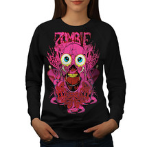 Guts Horror Creepy Zombie Jumper Nightmare Women Sweatshirt - $18.99