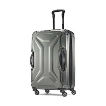 """American Tourister 28"""" Cargo Max Hardside Spinner Luggage Green Travel Suitcase - $93.45"""