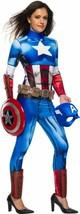Rubies Marvel Universe Captain America Comic Movie Halloween Costume 700473 - $41.99
