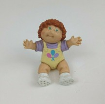 """Vintage 1984 Cabbage Patch Kids Mini  2"""" Doll Sitting In Balloons Outfit Rare - $4.99"""
