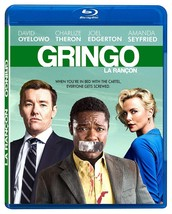 Gringo [Bluray] [Blu-ray] (Bilingual) - $26.82
