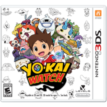 YO-KAI WATCH (Nintendo 3DS, 2015 New) Video Game - €25,27 EUR