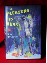 A Pleasure to Burn: Fahrenheit 451 Stories by Ray Bradbury SIGNED 1st Last? - $220.50