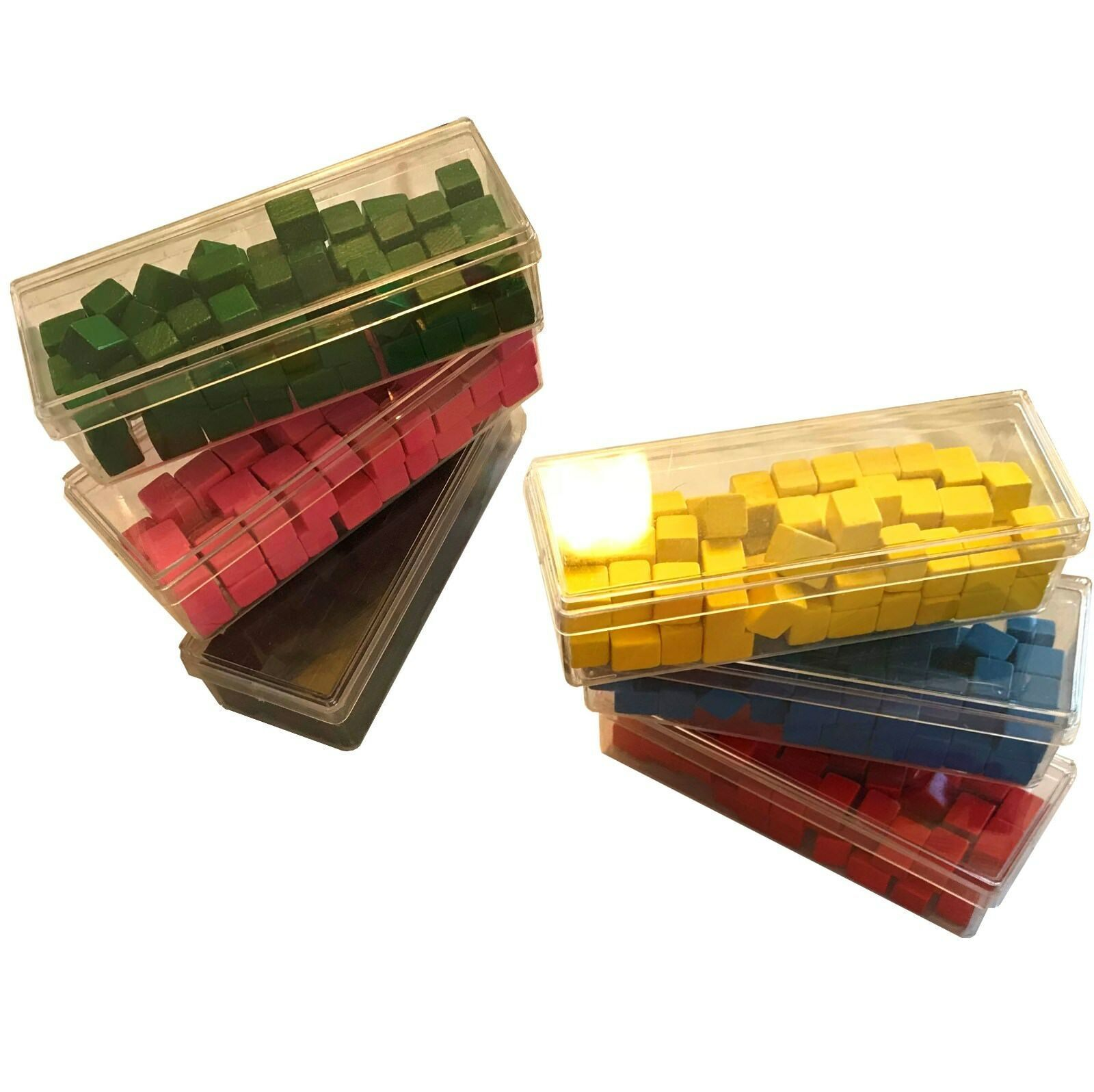 YOU CHOOSE any color & quantity Vintage Risk Board Game Wooden Army Piece Token - $0.99