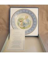 VINTAGE 1974 Collector Plate Tenderness Avon Commemorative Pontesa Irons... - $2.92