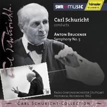Carl Schuricht Conducts Anton Bruckner Symphony, No. 5 - $25.96