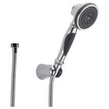 Delta 54513Traditional Three Function Hand Shower with Hose and Wall Bra... - $82.24