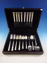 Madrigal by Lunt Sterling Silver Flatware Set For 8 Service 43 Pieces - $2,595.00