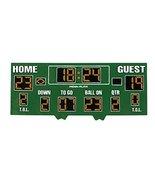 Penn Plax Sports Line: Football Scoreboard Aquarium Ornament - £7.51 GBP