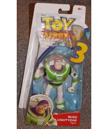 2009 Disney Pixar Toy Story 3 Buzz Lightyear Action Figure New In The Pa... - $29.99