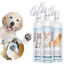SHENMATE Pet Paw Cleaner, No-Rinse Waterless Shampoo for Dogs Cats Foot ... - $22.14