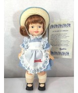 Horsman Little Debbie doll snack cake mascot ad girl 1984 Anniversary 25th - $55.56