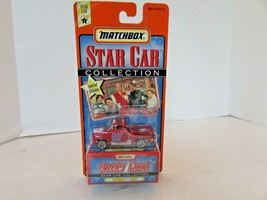 MATCHBOX STAR CAR COLLECTION HAPPY DAYS 1956 FORD PICK UP TRUCK NEW L18 - $12.69