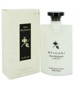 Bvlgari Eau Parfumee Au The Noir Body Lotion 6.8 Oz For Women  - $46.31