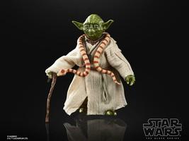 "Star Wars The Black Series Empire Strikes Back 40th Anniversary 6"" Yoda Figure - $29.99"