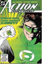 Action Comics Comic Book #634 DC Comics 1989 NEAR MINT UNREAD - $3.99
