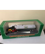 Hess Miniature Toy Truck 2004 Hess Miniature Tanker Truck NEW in box - $15.99