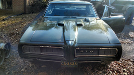 1968 Pontiac GTO For Sale In Solomons, MD 20688 image 3