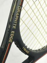 "Vintage Head Graphite Edge Tennis Racquet 4 3/8"" - $23.00"