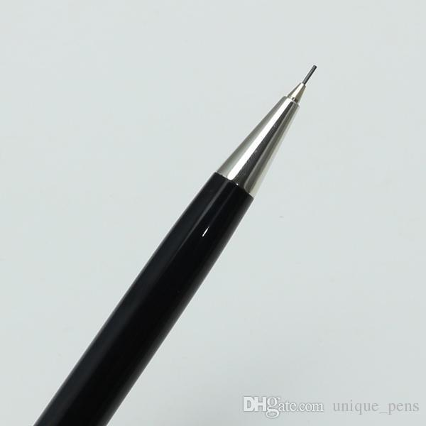 High quality 163-MB pen Classique MST mechanical Pencil 0.7mm gold and silver cl
