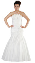 New Ivory Wedding Evening Prom Dress UK Size 8-16,EU38-46,US6-14 uk STOCK - $78.80