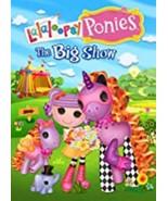 Lalaloopsy: Ponies The Big Show Dvd - $8.99