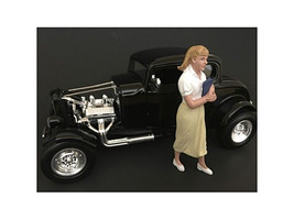 50\'s Style Figure VIII for 1:24 Scale Models by American Diorama - $15.76