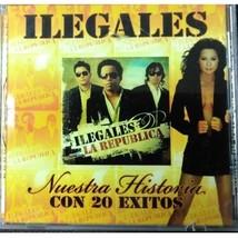 Ilegales 20 Exitos CD - $4.95