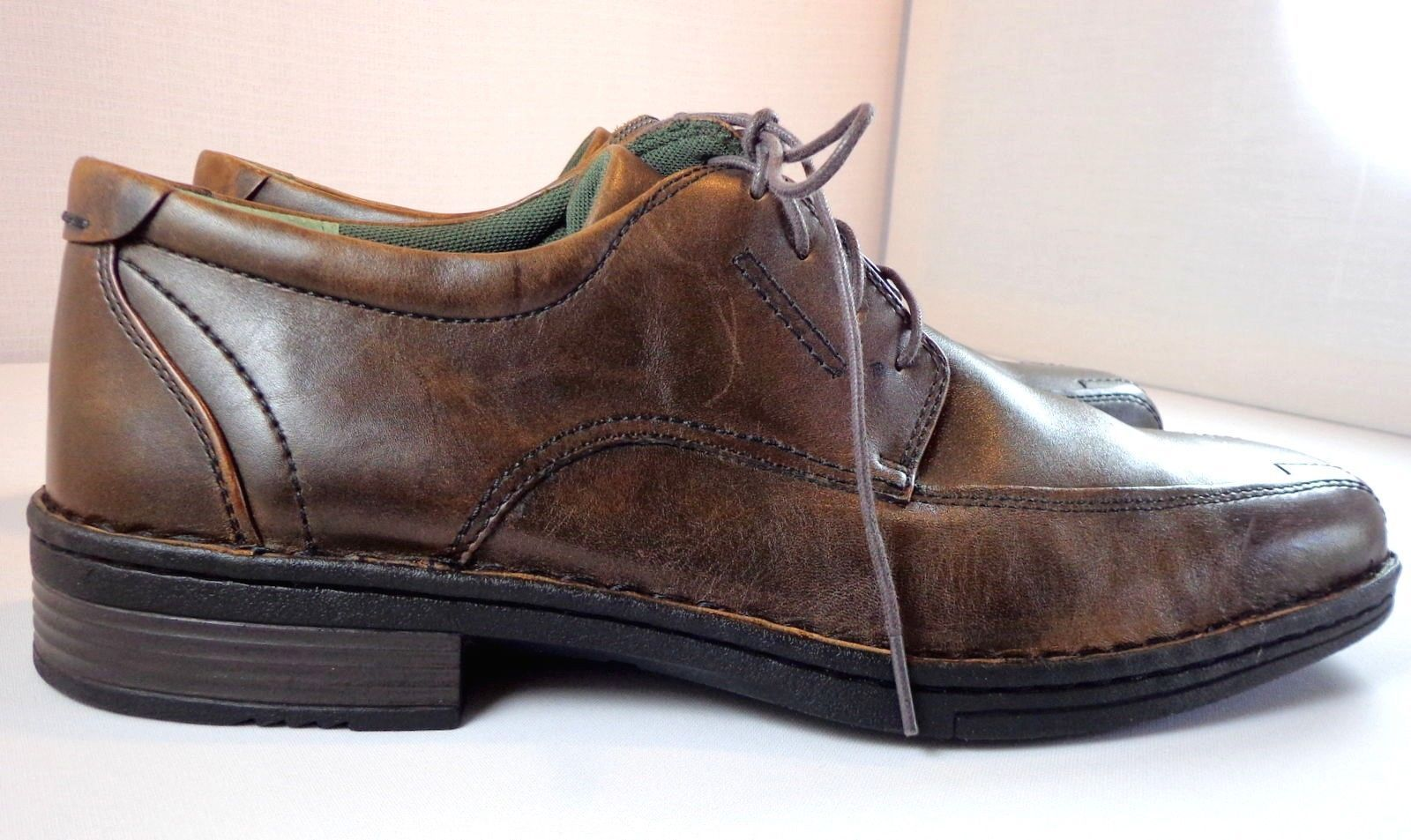 b0b18a5d6d0 Clarks Mens Brown Leather Oxfords Size 13 M and 50 similar items. S l1600