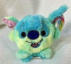 "Disney Just Play ""Squeeze Me"" Slow Rise Plush Stitch Tie Die Pastel NWT  - $19.99"