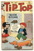 Tip Top Comics #162 1950- dachshund cover VG- - $44.14