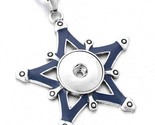 Al star 18mm snap button necklaces pendants snap jewelry diy jewelry for women men thumb155 crop