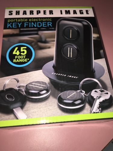 New Sharper Image Key Finder Portable And 43 Similar Items