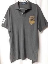 Polo Ralph Lauren Custom Fit Men's Shirt XXL International Challenge Cup #3 Polo - $22.67