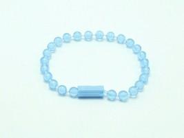 Pretty Pretty Princess Sleeping Beauty Blue Bracelet Replacement Game Piece 2008 - $5.99