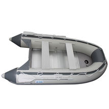 BRIS 9.8 ft Inflatable Boat Yacht Tender Fishing Raft Dinghy Pontoon Boat image 5