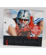 Hallmark 1ESP7617 Sports Picture Frame Plays ESPN Theme Song - £13.34 GBP