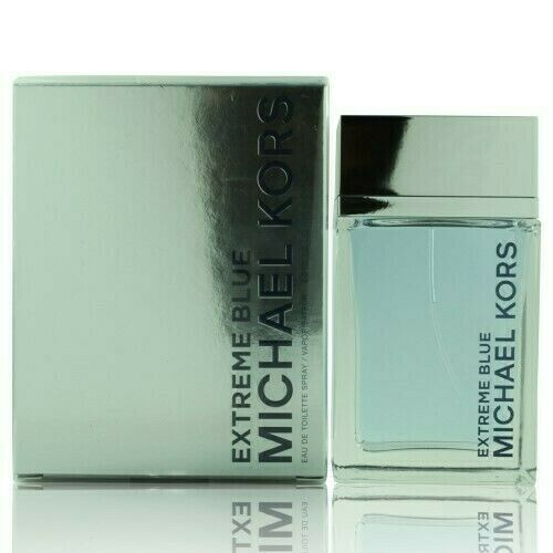Primary image for Extreme Blue by Michael Kors, 4 oz EDT Spray for Men