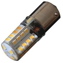 Lunasea BA15S Silicone Encapsulated LED Light Bulb - 10-30VDC - 190 Lume... - $20.31