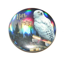 Harry Potter hedwig the Owl Photo Image Refrigerator Button Magnet, NEW ... - $3.99