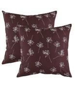 TreeWool, Cotton Slub Dandelion Accent Decorative Throw Pillowcases (2 C... - $17.99
