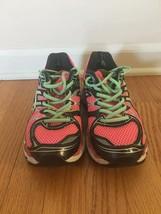 Asics Gel-Nimbus 16 Women's Running Shoes Pink Green Size 7 1/2 - $25.00