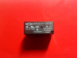 894H-2CC1-F-S, 24VDC Relay, Song Chuan Brand New!! - $8.42
