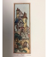Castle IV by J. E. Fischer - $55.00