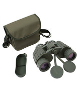 Olive Drab 8 x 42 Magnification Tactical Binoculars with Case - $69.99