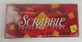 Milton Bradley Scrabble Crossword Board Game Vintage 1999 - $19.76