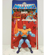Original Faker 1981, Soft Head, Masters of the Universe, He-Man, complete - $110.00