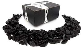 Gustaf's Dutch Schuinzout Diamond Salt Licorice, 2.2 lb Bag in a BlackTie Box image 2