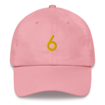Nick Nurse Hat / 6 Hat / Nick Nurse Dad hat image 11